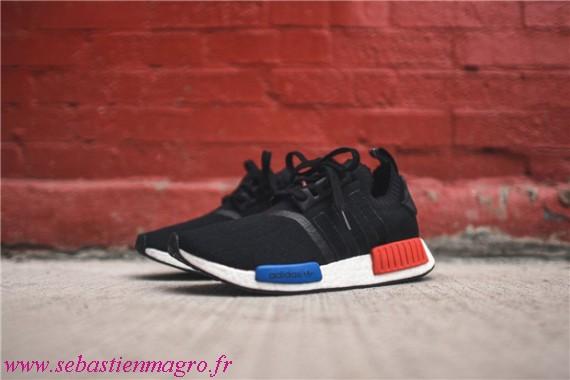 adidas nmd r1 rouge et bleu