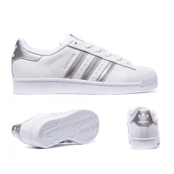 chaussures de séparation 16bc4 93d63 adidas superstar grise femme