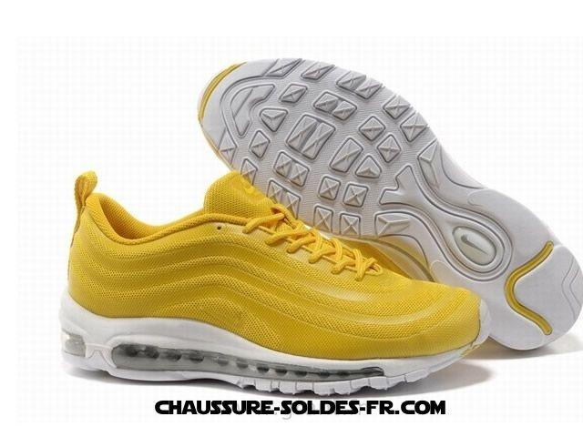 air max hommes jaune