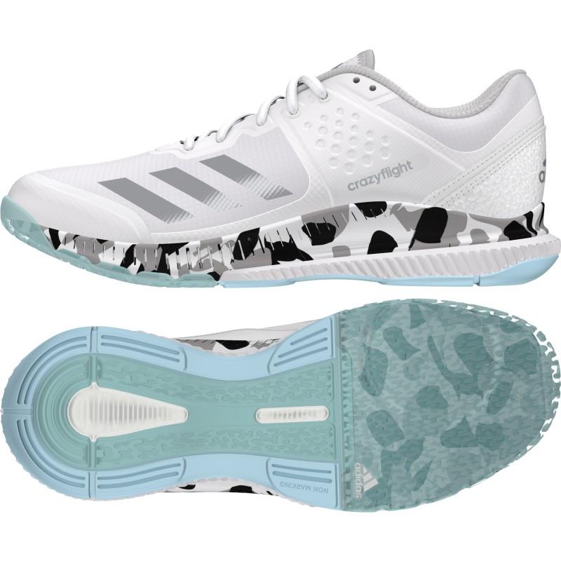 adidas chaussures handball femme